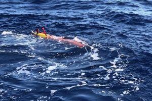 Hé lộ thiết bị lặn đặc biệt Trung Quốc vừa thử nghiệm trên Biển Đông