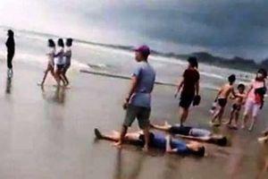 Bình Thuận siết chặt quản lí tại các bãi tắm sau hàng chục người bị chết đuối