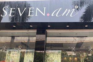 Hà Nội: Tổng kiểm tra 5 điểm kinh doanh Seven.am