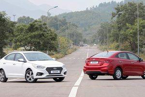 Hyundai Accent sắp chạm ngưỡng 2.000 xe/tháng, Kia Soluto đang ở đâu?