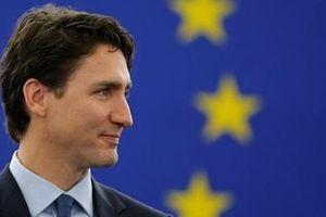 Thủ tướng Justin Trudeau đối mặt nhiều thách thức