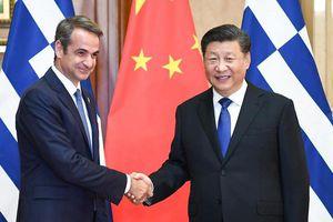 Trung Quốc nỗ lực thúc đẩy quan hệ hợp tác với Hy Lạp