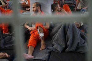 Thổ Nhĩ Kỳ bắt đầu cho hồi hương các thành viên của IS