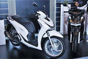 Giá Honda SH 125, SH 150 2020 tại đại lý sẽ tăng mạnh so với SH 2019