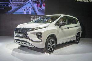 Top 10 ôtô bán chạy nhất tại Việt Nam tháng 10/2019: Mitsubishi Xpander vượt Toyota Vios