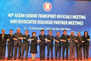 Khai mạc hội nghị quan chức cấp cao GTVT khối ASEAN