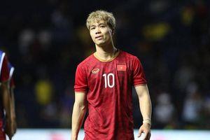 HLV Park Hang-seo đau đầu với hàng công tuyển Việt Nam