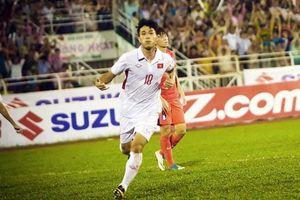 Công Phượng và 5 lần 'xé lưới' các đội Tây Á