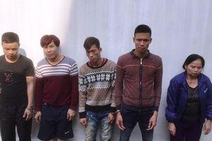 Thanh Hóa: Lại triệt phá ổ nhóm trộm chó liên huyện, bắt giữ 5 đối tượng