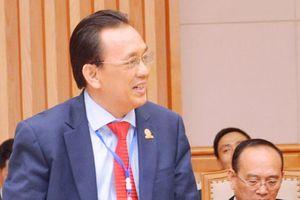 Chủ tịch Yến Sào Khánh Hòa Lê Hữu Hoàng chính thức làm Phó chủ tịch UBND tỉnh Khánh Hòa
