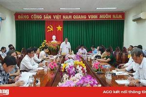 Châu Thành chuẩn bị tốt Đại hội Đảng các cấp