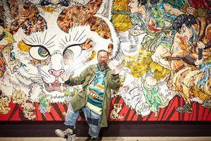 Takashi Murakami:Biểu tượng nghệ thuậtđương đại Nhật Bản