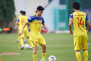 Tuyển Việt Nam đã sẵn sàng thi đấu với UAE