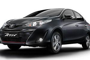 Toyota Vios nâng cấp động cơ, sắp ra mắt tại Thái Lan