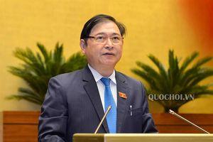 Quốc hội nghe thẩm tra dự án Luật sửa đổi, bổ sung một số điều của Luật Xây dựng