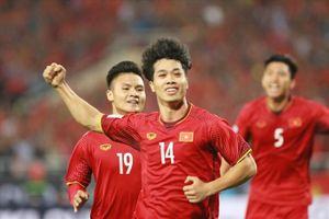 Công Phượng từng 5 lần 'xé lưới' các đội bóng Tây Á như UAE