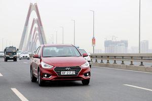 Hyundai Accent cán mốc 15 nghìn xe bán ra kể từ đầu năm