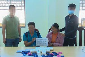 Điện Biên bắt giữ thêm 2 đối tượng mua bán trái phép ma túy tổng hợp