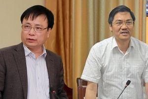 Chân dung 2 tân Phó Chủ tịch UBND tỉnh Nghệ An