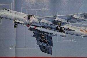 Hé lộ sức mạnh oanh tạc cơ H-6N Trung Quốc sau khi nâng cấp