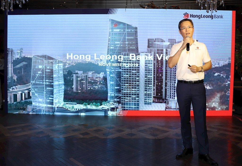 Hong Leong Bank ra mắt ngân hàng số HLB Connect