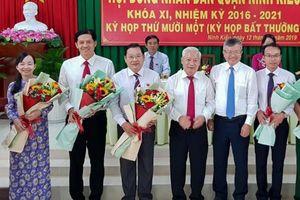 Cần Thơ: Quận Ninh Kiều bầu các chức danh chủ chốt