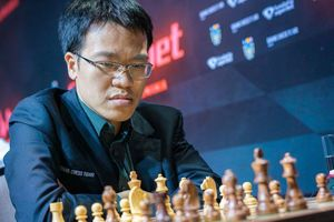 Quang Liêm bứt tốc cờ chớp, xếp hạng 4 tại Romania Grand Tour