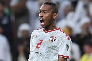 Tiền vệ UAE: 'Chúng tôi muốn rời Hà Nội với một chiến thắng'