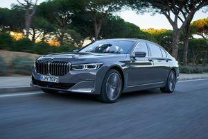 Xe sang BMW 7-Series mới chuẩn bị về VN, đối thủ của Mercedes S-Class