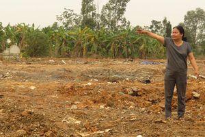 Vụ cưỡng chế trại nuôi gà tại xã Tiên Phương, huyện Chương Mỹ: Sai đến đâu xử lý đến đó