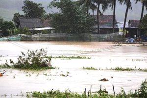 3 người chết và mất tích, miền Trung - Tây Nguyên thiệt hại nặng nề do bão số 6