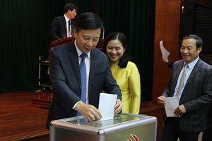Hải Dương bầu Phó Bí thư Tỉnh ủy mới