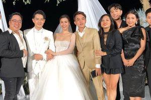 Sau cưới Đông Nhi, Ông Cao Thắng làm phim 'Chiến dịch chống ế'