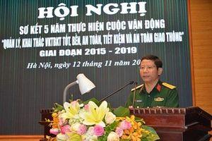 Bộ tư lệnh Thủ đô Hà Nội sơ kết Cuộc vận động 50