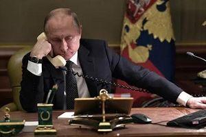 Lãnh đạo Nga và Đức thảo luận về việc vận chuyển khí đốt qua Ukraine