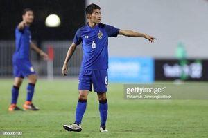 Bất ngờ về tham vọng của tiền vệ Thái Lan trong 2 trận đấu với Malaysia và Việt Nam