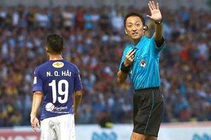 Trọng tài bắt chính trận Việt Nam - UAE: 'Người quen' gắn với kỷ niệm đẹp của thầy trò ông Park