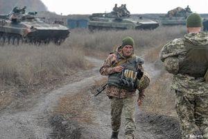 Ukraine vừa hoàn tất rút quân, Nga, Đức ngay lập tức muốn Donbass được trao quy chế đặc biệt
