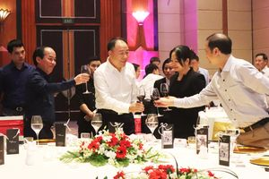 Chiêu đãi trọng thể đoàn đại biểu Cục Quản lý Di dân Quốc gia, Bộ Công an Trung Quốc