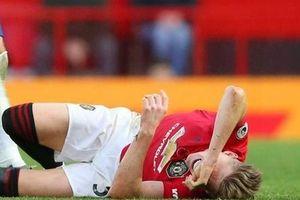 'Sao' trẻ chấn thương, fan Man Utd lo sốt vó