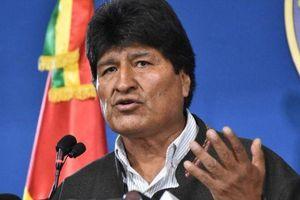 Sau khi từ chức, Tổng thống Bolivia bỏ chạy sang Mexico giữa đêm