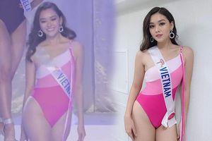 VIDEO Tường San diện bikini nóng bỏng tại Chung kết Hoa hậu Quốc tế 2019