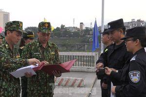 Biên Phòng Việt – Trung tuần tra thi hành pháp luật vùng biên giới