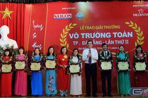 25 thầy cô được nhận giải thưởng 'nhà giáo Đà Nẵng tiêu biểu'