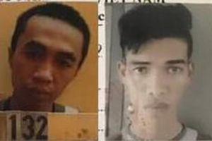 Bắt 1 đối tượng trốn khỏi nhà tạm giữ ở Bình Phước
