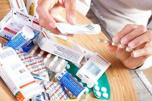 Xử phạt cơ sở bán thuốc hết hạn sử dụng