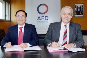 EVN và AFD ký kết thỏa ước tín dụng cho dự án nhà máy điện mặt trời Sê San 4
