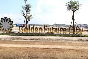 Dự án Golden Future City và nỗi lo của người mua về thủ tục pháp lý