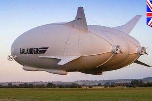 Máy bay dài nhất thế giới: Bên ngoài như khinh khí cầu, bên trong như khách sạn 5 sao