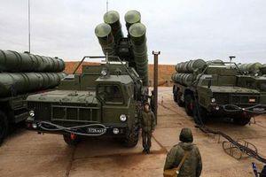 Mỹ cay đắng so tên lửa S-400 với AK-47
